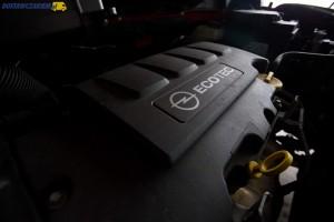 Silnik 1.4 ECOTEC o mocy 90 KM jest elastyczny i w miarę oszczędny. Podczas testu Corsa nie spaliła średnio więcej niż 7 litrów benzyny na 100 kilometrów.