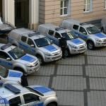Isuzu D-Max, VW T6 i Crafter dla wielkopolskiej policji