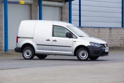 Test: VW Caddy 2.0 TDI 4Motion 110 KM – furgon 4×4 (wideo, zdjęcia)