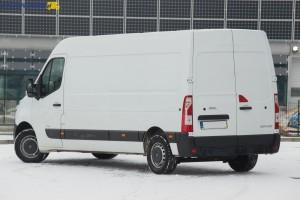 Opel Movano B to konstrukcyjnie brat bliźniak Renault Master III i Nissana NV400.