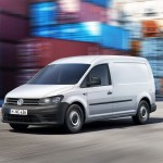 VW Caddy Samochód Dostawczy 2015 roku w Polsce
