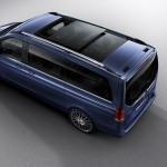 Mercedes-Benz V-klasa w nowej wersji Exclusive