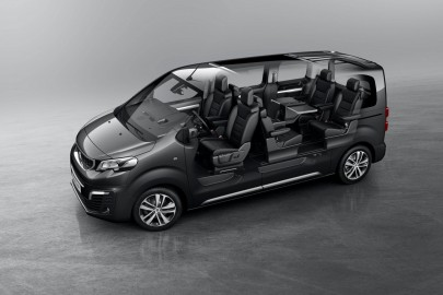 Peugeot Traveller – dane techniczne, osiągi