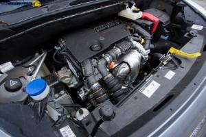 Testowe Berlingo napędzał 8-zaworowy turbodiesel z bezpośrednim wtryskiem Common Rail o pojemności 1560 ccm i mocy 100 KM.