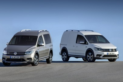 VW Caddy Alltrack – ceny od 73 124 zł brutto