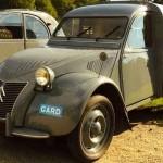 65-lecie 2CV Fourgonnette i 20-lecie Berlingo