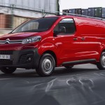 Nowy Citroën Jumpy i Peugeot Expert (zdjęcia)