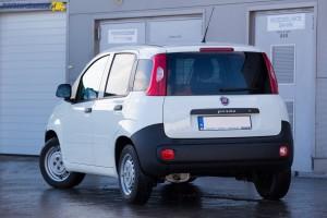Fiaty Cinquecento, Seicento i Panda II powstawały w Polsce, ale Panda III produkowana jest już we Włoszech.