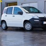Używany: Fiat Panda III 1.2 – mały van z LPG (zdjęcia)