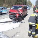 Motocykliści wyjechali na drogi – spójrz dwa razy, patrz w lusterka