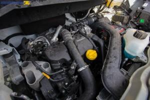 Turbodiesel o pojemności 1 461 ccm i mocy 110 KM zapewnia udany kompromis pomiędzy osiągami, a zużyciem paliwa. Nissan NV200 z tym silnikiem spala średnio 6 litrów na 100 kilometrów.