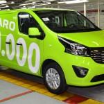 Wyprodukowano już 750 000 sztuk modelu Vivaro