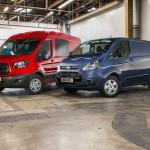 2.0 EcoBlue – nowy silnik dla Forda Transita