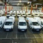 243 dostawczaków Citroëna dla firmy energetycznej