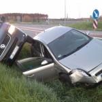 Policyjny pościg za skradzionym Volkswagenem T5