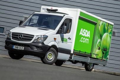Firma z Anglii zamówiła 550 sztuk Sprinterów z silnikami Euro 5