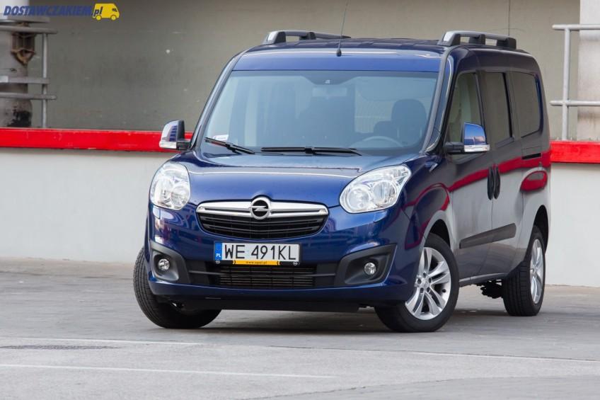 Test: Opel Combo Tour Van 1.6 CDTI – z homologacją N1 (zdjęcia, wideo)