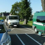 Kierowca Iveco Daily miał 0,4 promila alkoholu we krwi