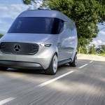 Mercedes-Benz Vision Van – auto przyszłości dla kuriera?