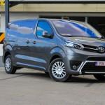 Test: Toyota ProAce 2.0 D-4D 150 KM – furgon w wersji Medium (wideo, zdjęcia)