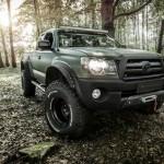 Niezwykła Toyota Tacoma od Carlex Design