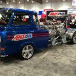 4000 KM z 4 silników V8 turbo – oto Ford Econoline Pickup z 1962 roku