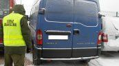 Opel Movano z papierosami bez akcyzy o wartości 450 000 złotych