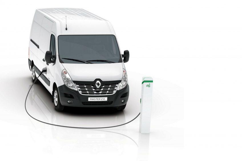 Renault Master Z.E. – elektryczny bus z zasięgiem do 200 km