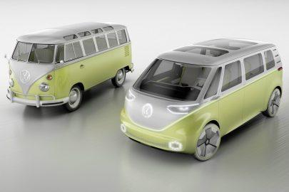 Volkswagen I.D. BUZZ – elektryczny następca Ogórka