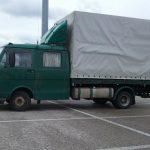 Białoruska międzynarodówka, czyli VW LT na zdjęciach od Roberta