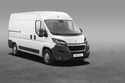 Rejestracje nowych pojazdów dostawczych – styczeń 2017