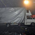Tarnowskie Góry: śmiertelny wypadek z udziałem VW T4