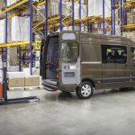 1500 kurierskich Mercedesów z napędem elektrycznym dla Hermes