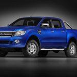 Ford Ranger – 949 sztuk ma problem z oparciem tylnego siedzenia