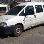 Łyse opony i dziurawe progi – oto Citroën Jumpy miejskiej spółki