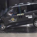 Fiat Doblò uzyskał 3 gwiazdki w testach zderzeniowych Euro NCAP