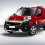 Fiat Fiorino ma do wymiany boczne poduszki powietrzne