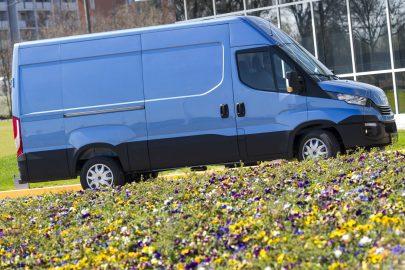 Rejestracje nowych pojazdów dostawczych – kwiecień 2017