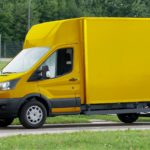 Elektryczny Ford Transit dla Deutsche Post DHL Group