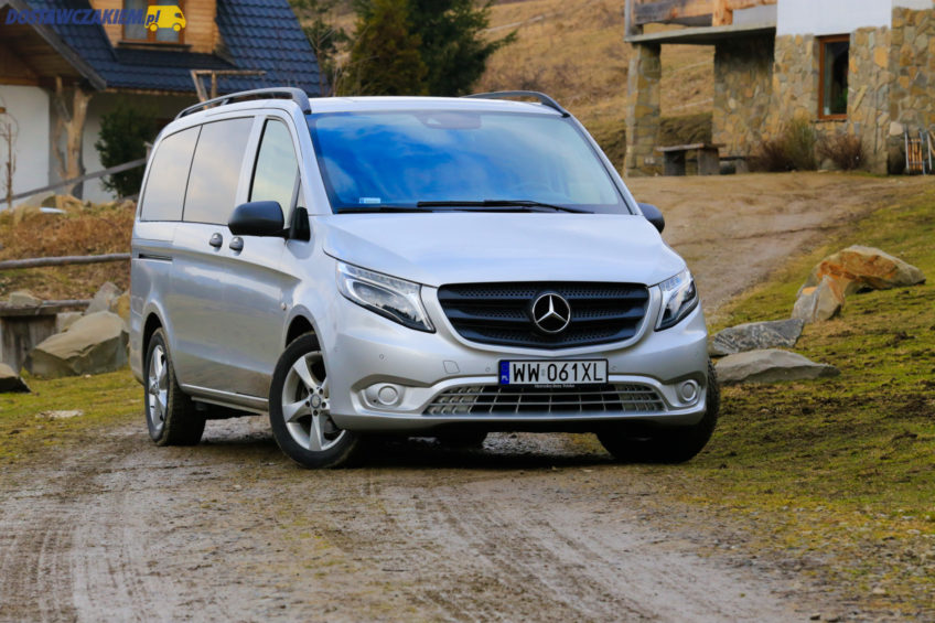 mercedes vito tourer 116 cdi test opinie spalanie. Black Bedroom Furniture Sets. Home Design Ideas