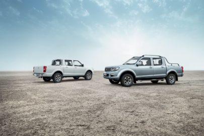 Peugeot Pick Up w sprzedaży od września 2017 w Afryce