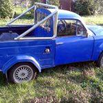 Syrena pick-up z podzespołami VW Polo za 30 000 złotych