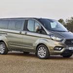 Ford Tourneo Custom po faceliftingu na rynku od 2018 roku