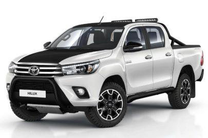 Toyota Hilux Selection – bogato wyposażony pick-up od 179 880 zł