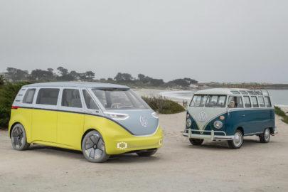 Elektryczny Volkswagen I.D. BUZZ w sprzedaży od 2022 roku