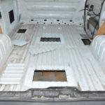 Renault Trafic wypchane papierosami bez akcyzy