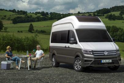 Volkswagen California XXL – nowy camper na bazie Craftera
