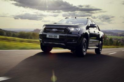 Ford Ranger Black Edition – limitowana edycja 2 500 sztuk