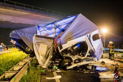 Polski bus jechał pod prąd na niemieckiej A67 – nie żyją 3 osoby