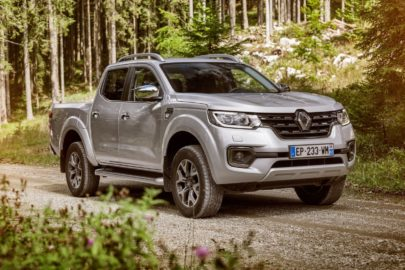 Renault Alaskan w sprzedaży w Europie od września 2017 roku